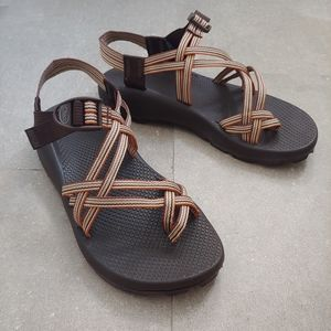 Chaco ZX/2 Double Strap Sports Sandal Womens 10